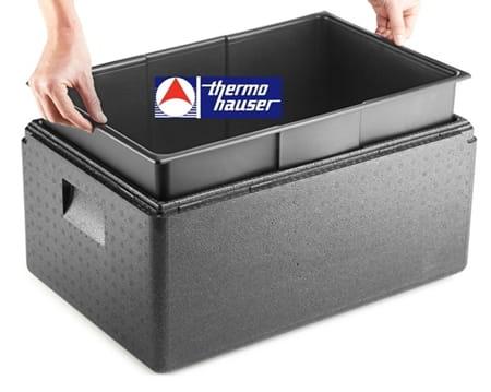 Pojemnik termoizolacyjny GN 1/1 z wkładem 48,5l Thermohauser